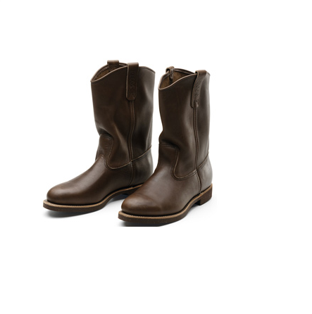 INDEX: RED WING BOOT: 1178